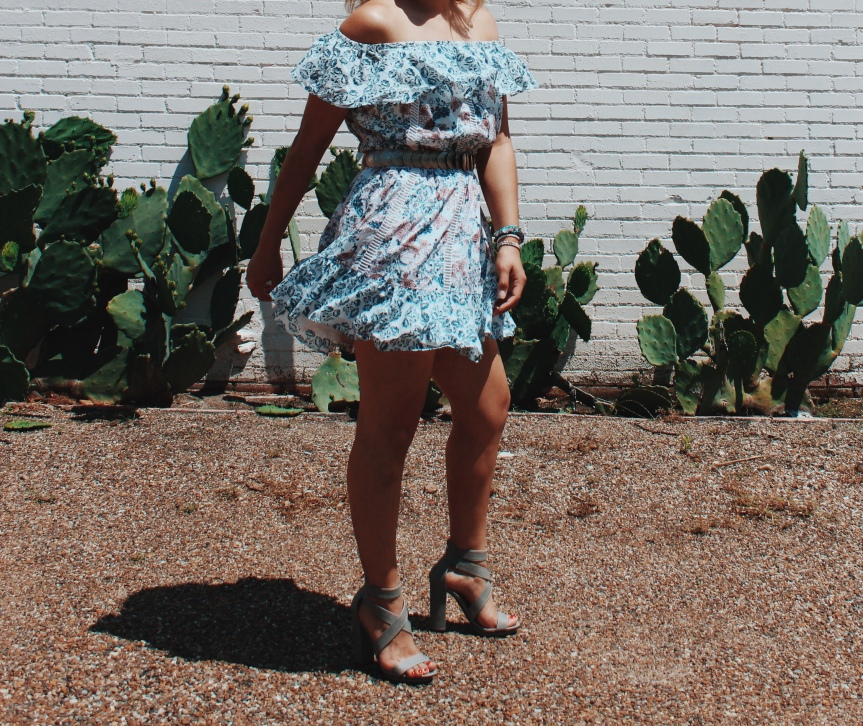 How To Wear: Spring Dress//FestivalStyle